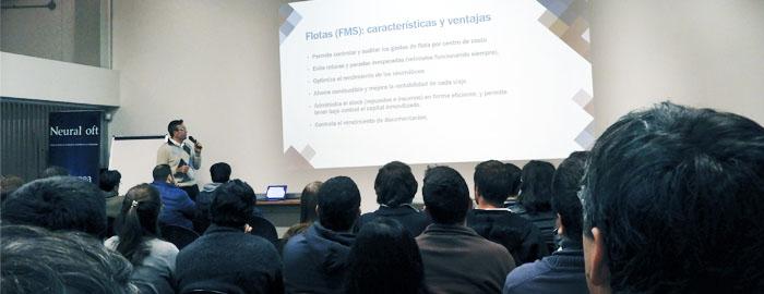 Los próximos 30 y 31 de agosto NeuralSoft presenta Deonics Flotas en sus oficinas de Buenos Aires y Rosario, en dos charlas abiertas y gratuitas dirigidas a empresarios y emprendedores que buscan herramientas para mejorar la gestión del mantenimiento de sus flotas de vehículos.