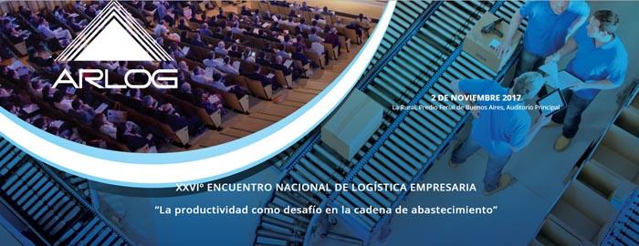 Este jueves 2 de noviembre, a partir de las 8.00 de la mañana, NeuralSoft dirá presente en el XXVI Encuentro Nacional de Logística Empresaria con su portfolio de productos Deonics.  El evento, organizado por Expotrade, tendrá lugar en el Auditorio Principal de La Rural.