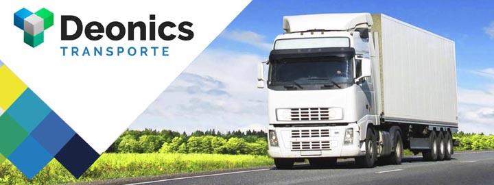 NeuralSoft lo invita a conocer las ventajas de Deonics Transporte, herramienta diseñada para gestionar el transporte de cargas generales o completas, que abarca desde la administración en las solicitudes de viajes hasta, por ejemplo, la trazabilidad y control de los mismos.