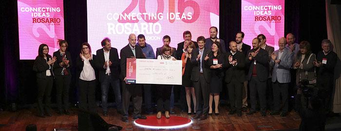 Acompañado por NeuralSoft, volvió a Rosario el evento de management solidario más importante de la Argentina: Connecting Ideas 2016.