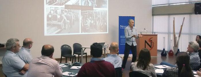"""El pasado jueves 17 de noviembre NeuralSoft brindó a sus clientes una charla sobre """"Recursos efectivos para escenarios más competitivos"""" de la mano especialistas en Management y Business Intelligence."""